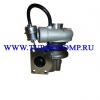 Турбокомпрессор GT2052S 727266-5003S, 2674A328 (Perkins Industriemotor )